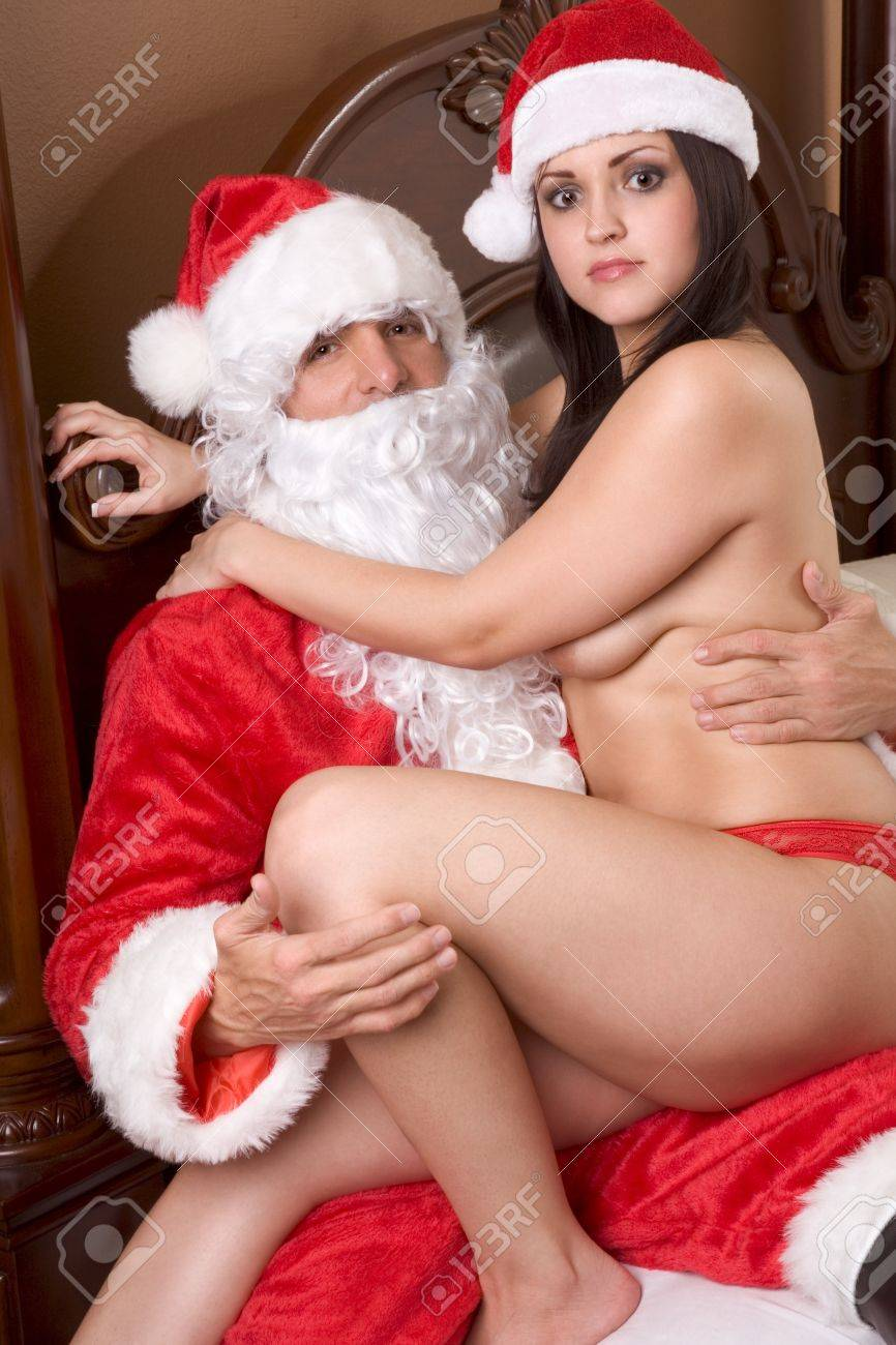 Girls having sex with santa photos erotica pictures