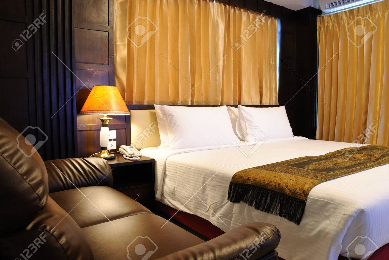 Hotel room in Thailand Stock Photo - 10707288