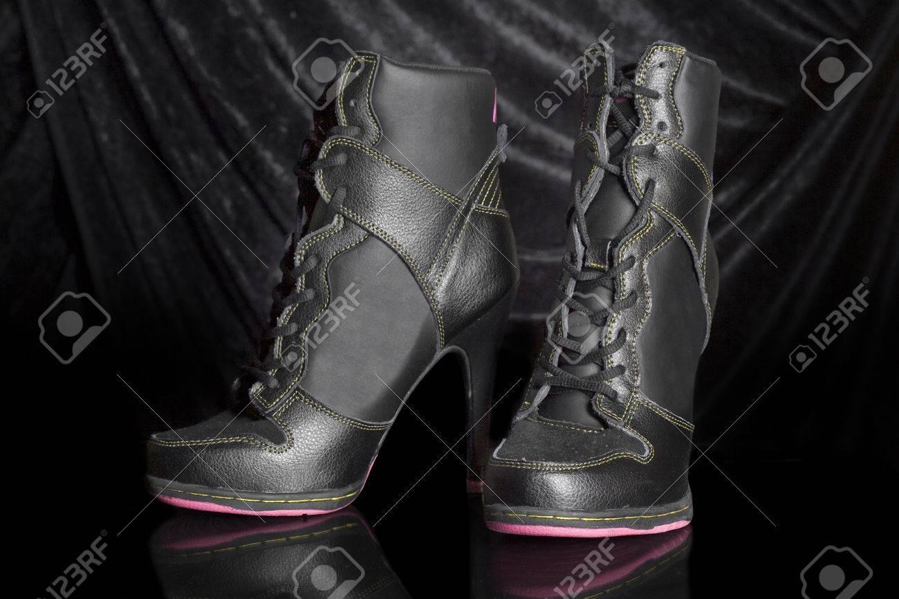 Sport High Heels Stock Photo - 12770154