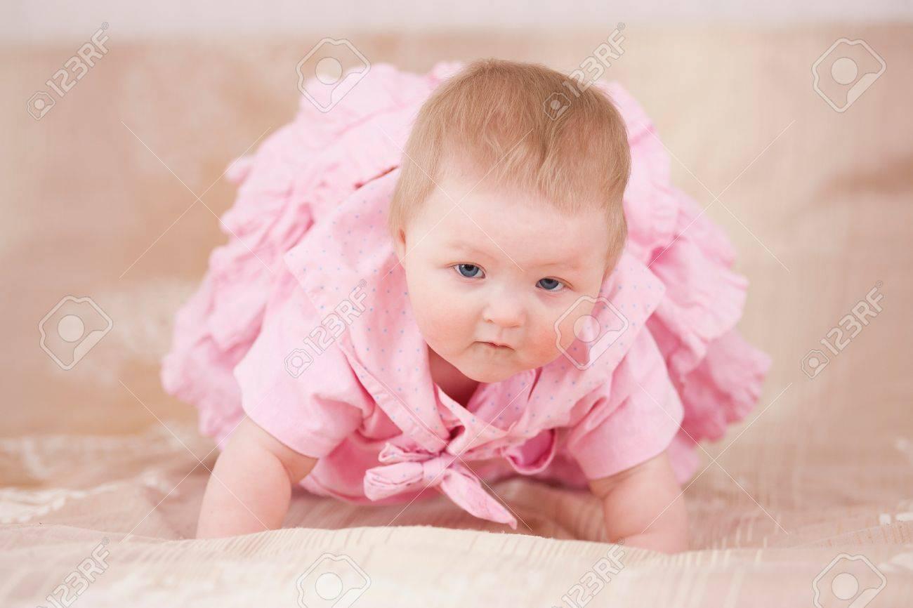 Cute baby Stock Photo - 18204600