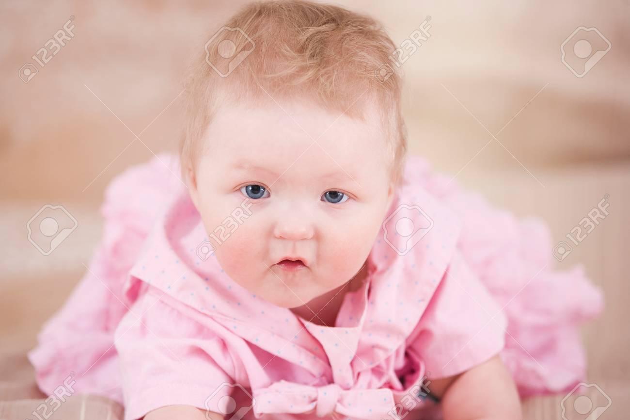 Cute baby Stock Photo - 18204555