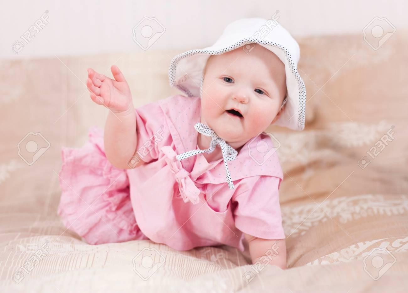 Cute baby Stock Photo - 18204531