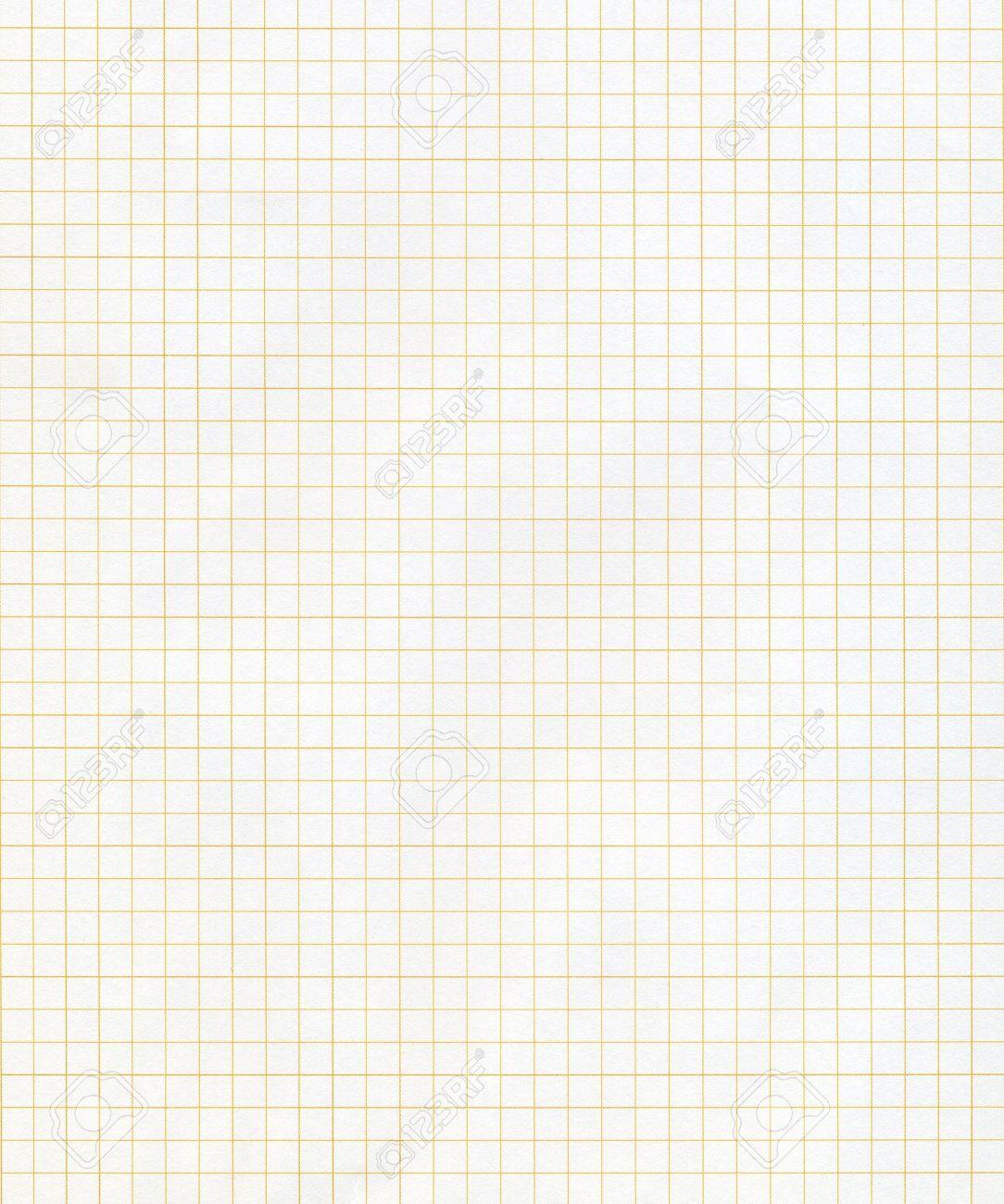 Squared graph paper, technical precision matrix supplies Stock Photo - 14989449