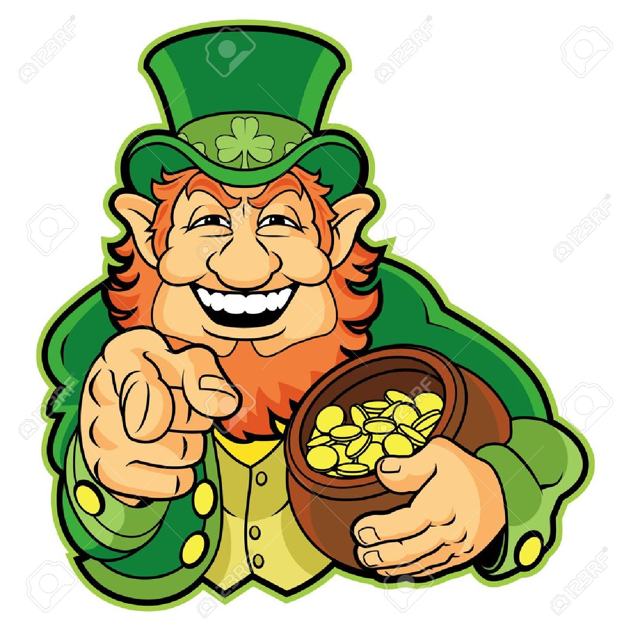 18417 leprechaun cliparts stock vector and royalty free leprechaun leprechaun with a pot of gold illustration altavistaventures Gallery