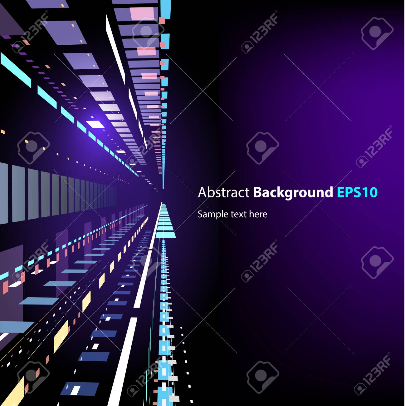 Abstract vector background Stock Photo - 14560702