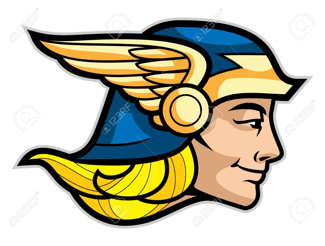 4345 greek mythology stock illustrations cliparts and royalty head of a greek god hermes isolated on white biocorpaavc