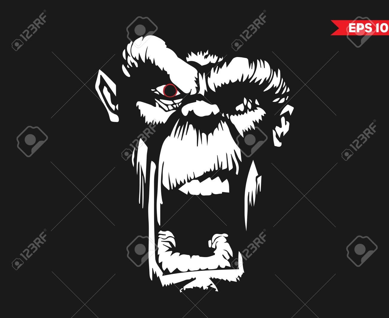 Angry Ape - 100224007