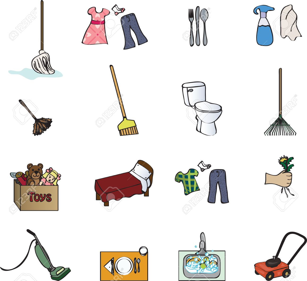 chore stock photos images royalty free chore images and pictures