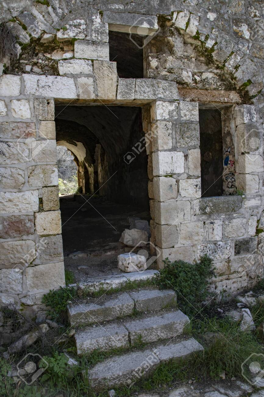 Lifta is the last remaining Palestinian village that was depopulated in 1948, which was not either completely destroyed or re-inhabited after the war. - 143222121