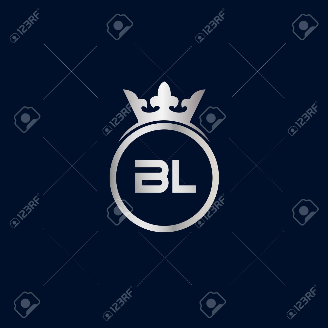 Initial Letter BL Logo Template Design - 108032970