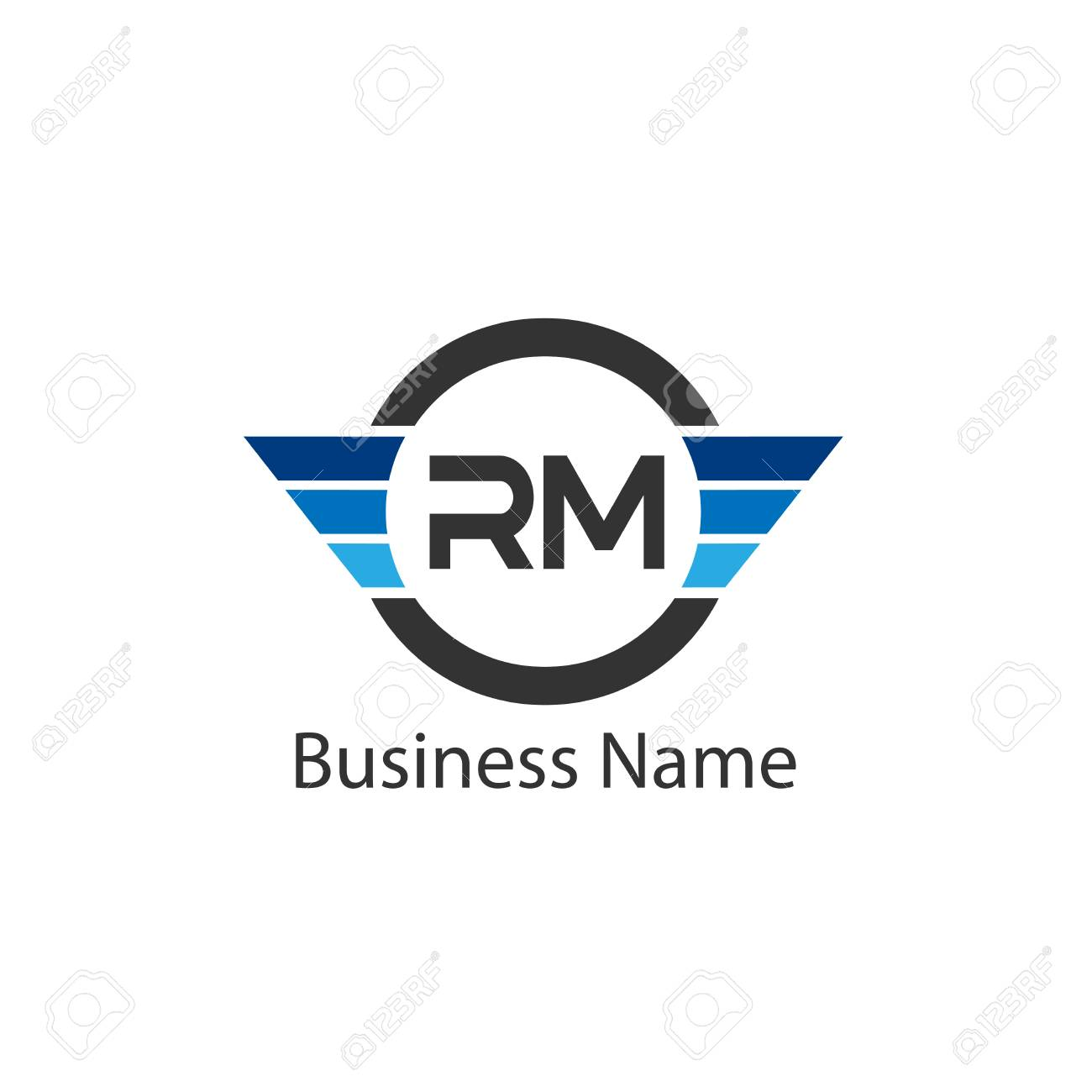 initial letter rm logo template design royalty free cliparts vectors and stock illustration image 109630009 initial letter rm logo template design