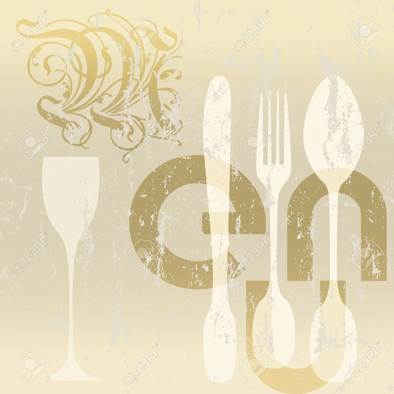 menu card design for restaurant royalty free cliparts, vectors, and