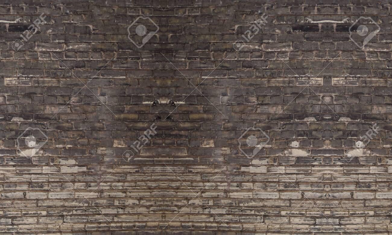 brick dirty graffiti old pattern background - 153780747
