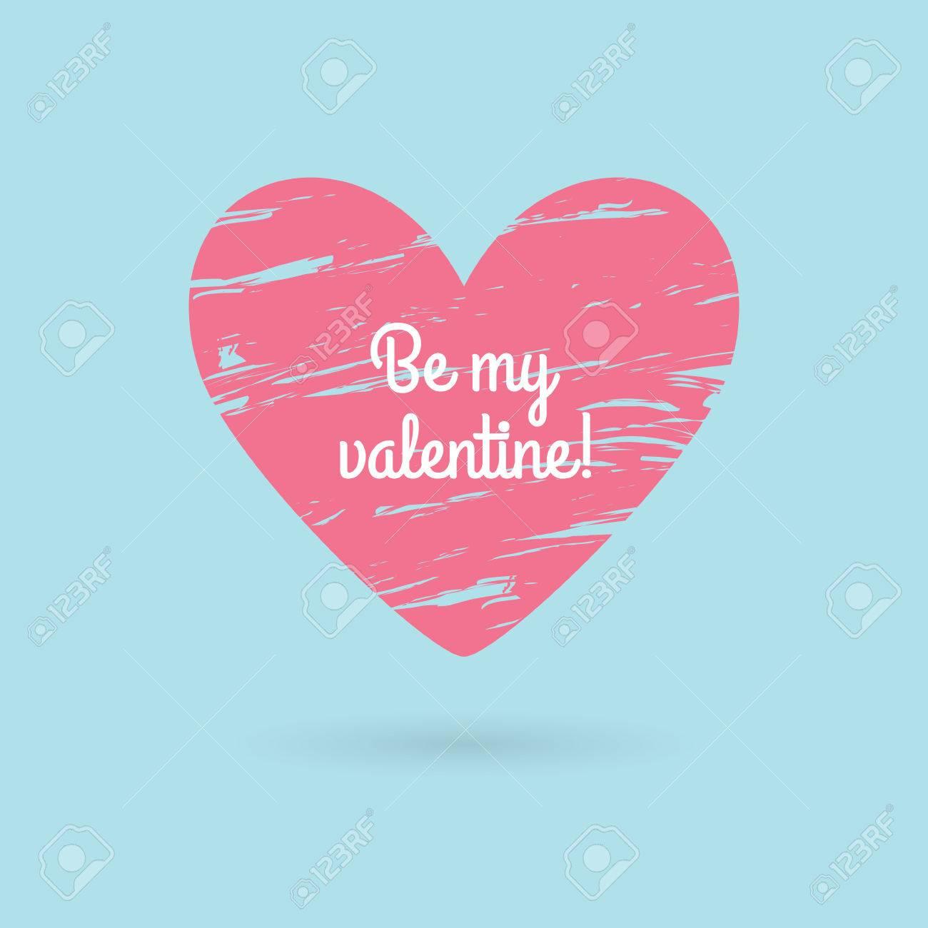 Dia De San Valentin De Letras El Amor Y La Frase Romantica Corazon