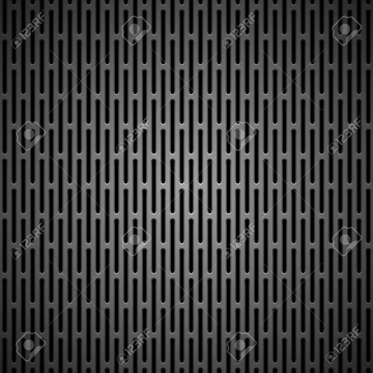 Technology background with seamless black carbon texture for internet sites, web user interfaces  ui  and applications  apps Stock Vector - 18098029