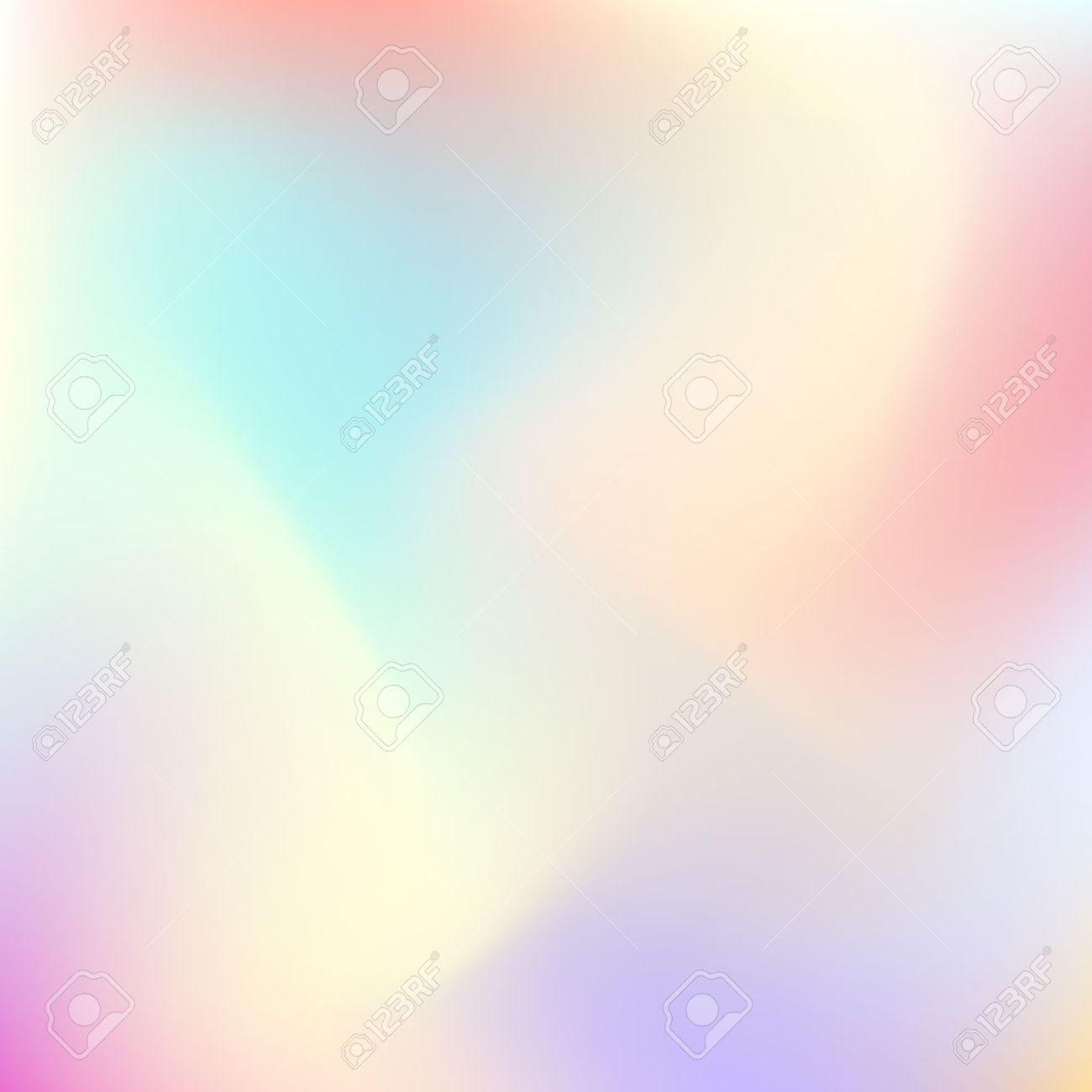 abstract trend gradient pastel color blur background for design