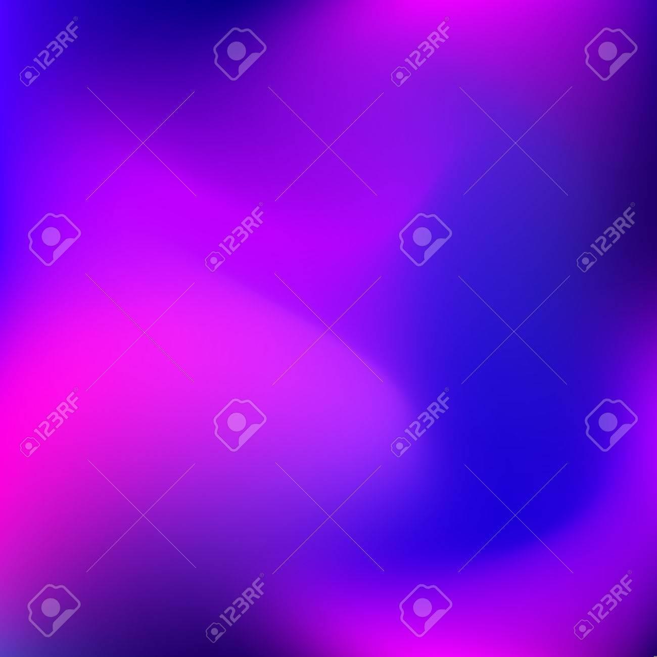 Resume Couleur De Gradient De Tendance Pastel Rose Violet Et Bleu