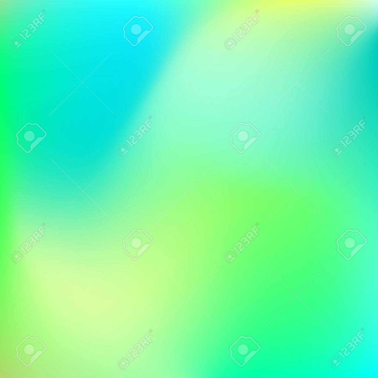 Web colors lime - Abstract Background With Trend Gradient Pastel Blur Colors Lime Yellow Green Blue