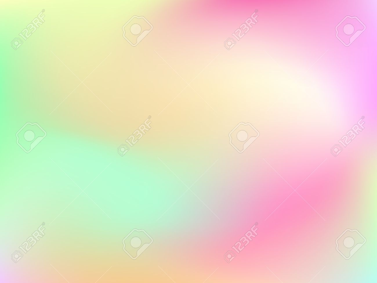 Abstract Horizontal Blur Gradient Background With Trend Pastel ...