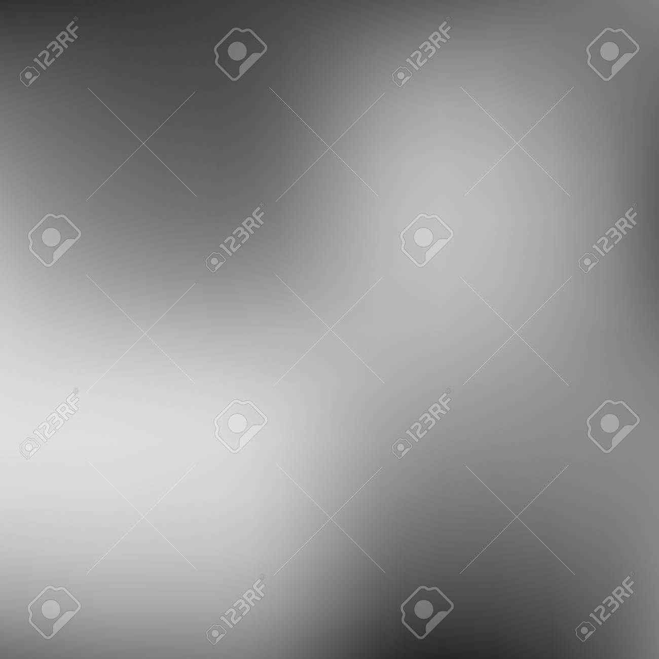 Abstract Grey Black And White Monochrome Blur Gradient Background