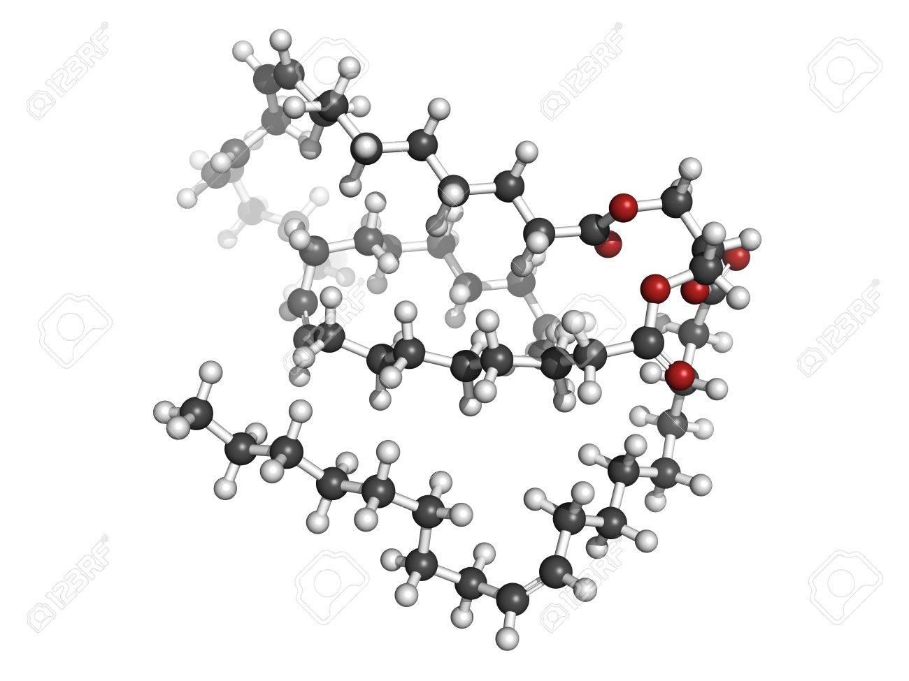 Triglyceride Molecule Structure triglyceride molecule