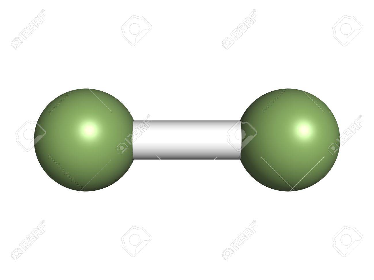 Elemental fluorine f2 molecular model atoms are represented elemental fluorine f2 molecular model atoms are represented as spheres with custom ccuart Choice Image