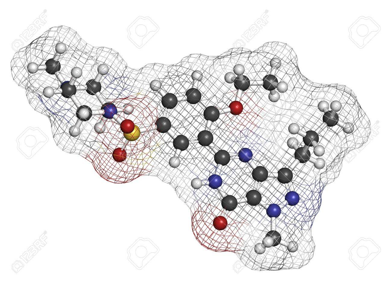 remedios para la disfunción eréctil sildenafila