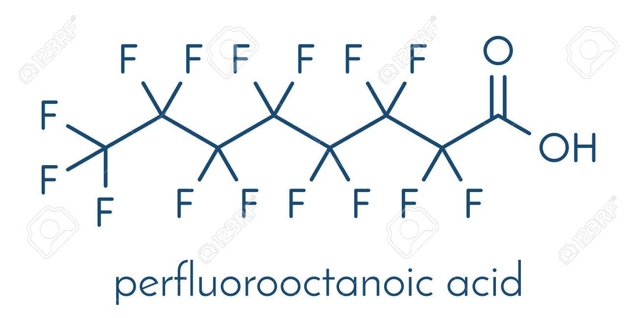Perfluorooctanoic acid (PFOA, perfluorooctanoate) carcinogenic