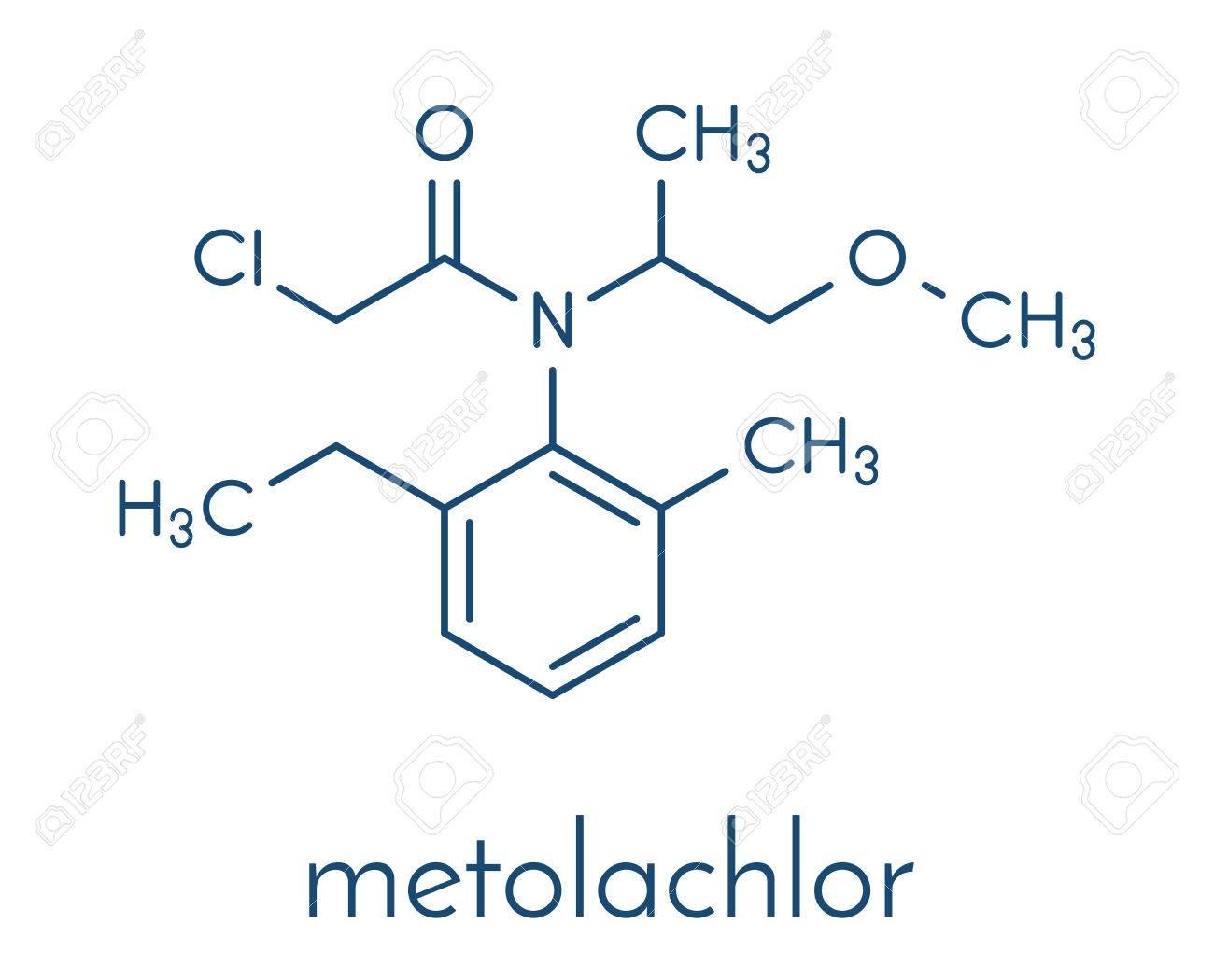 Metolachlor herbicide weed killer molecule skeletal formula metolachlor herbicide weed killer molecule skeletal formula stock vector 87062667 biocorpaavc Choice Image