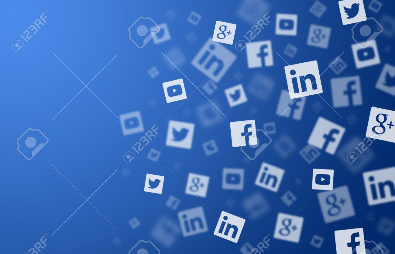 social networks background stock photo picture and royalty free