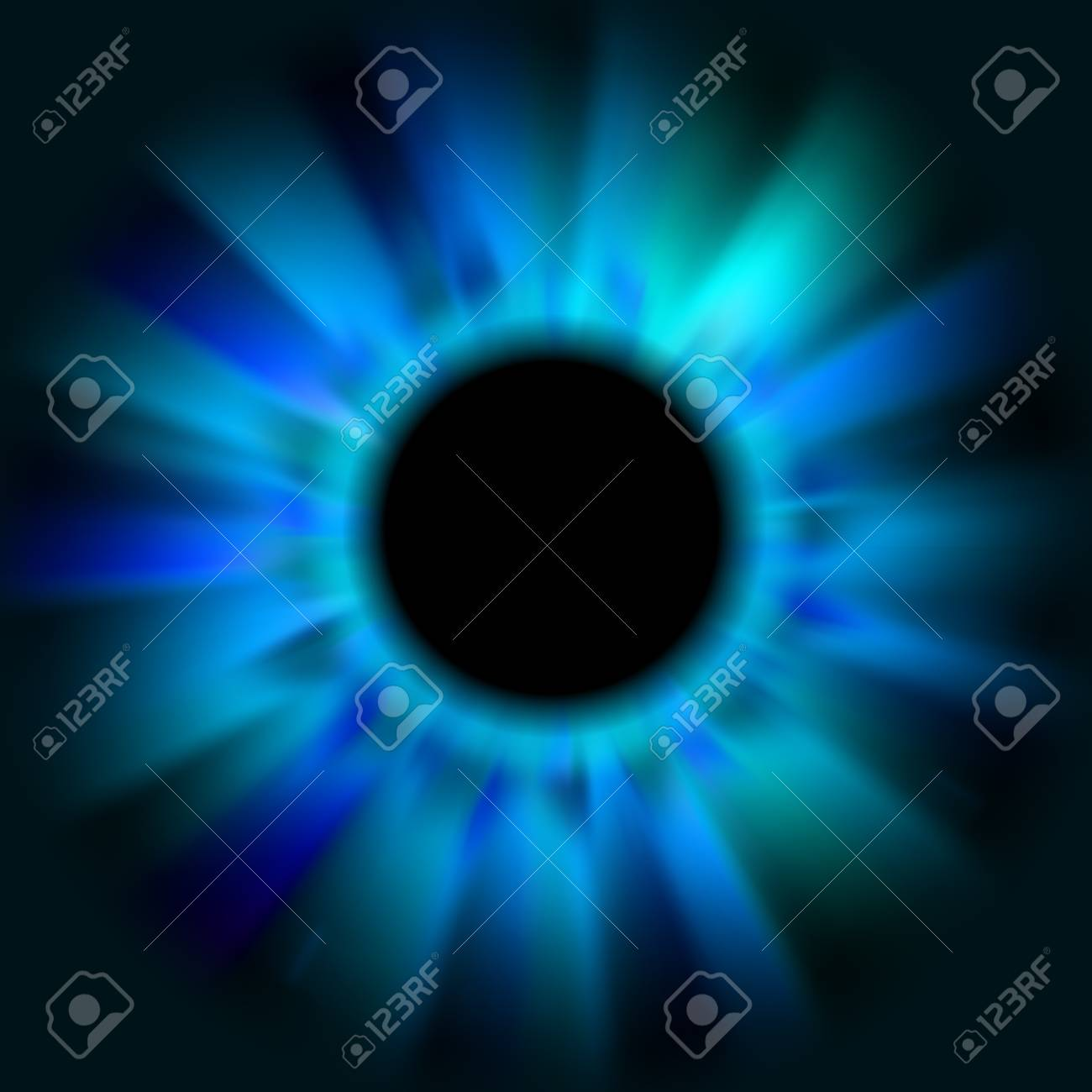 abstract background in the form of burning gas jets Stock Photo - 16320218
