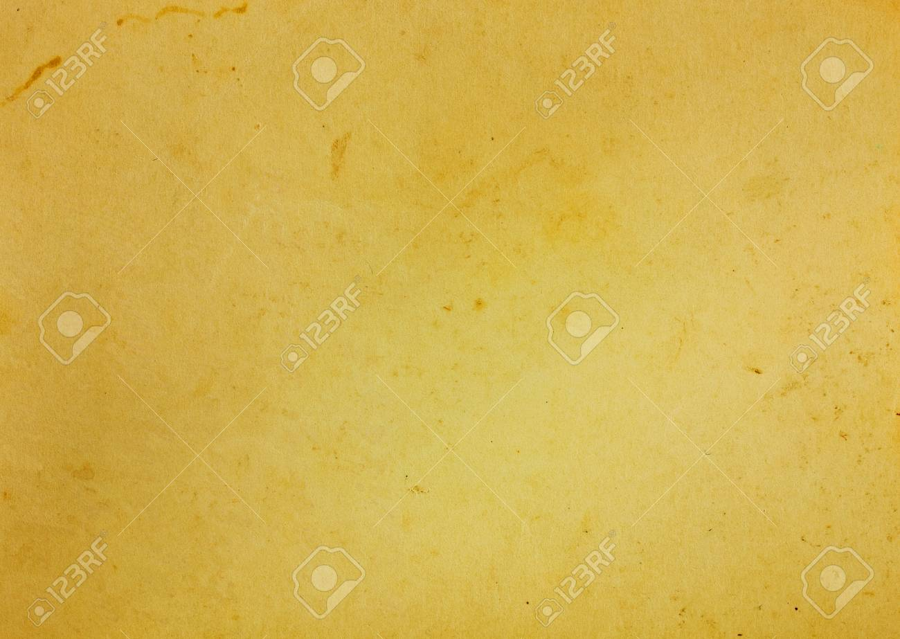 Gold old paper with a figured emarginated, isolated on white Stock Photo - 16320505