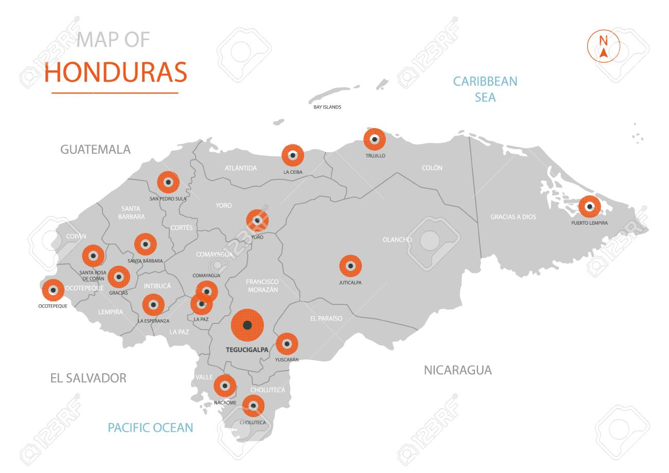 Cities Map Of Honduras on map of san bernardino county cities, map of oceania cities, map of eastern united states cities, map of s korea cities, map of kosovo cities, map of luxembourg cities, map of rio grande cities, map of palau cities, map of guyana cities, map of ohio showing cities, map of the dominican republic cities, map of western tennessee cities, map of laos cities, map of niger cities, map of mississippi river cities, map of democratic republic of congo cities, map equatorial guinea cities, map of guam cities, map of gulf of california cities, map of burundi cities,