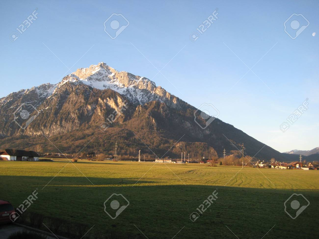 mountain Stock Photo - 4031167