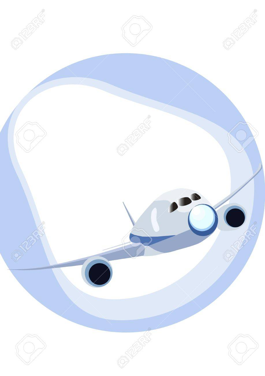A simple vector of airplane boeing 787 royalty free cliparts a simple vector of airplane boeing 787 stock vector 12742723 buycottarizona Image collections