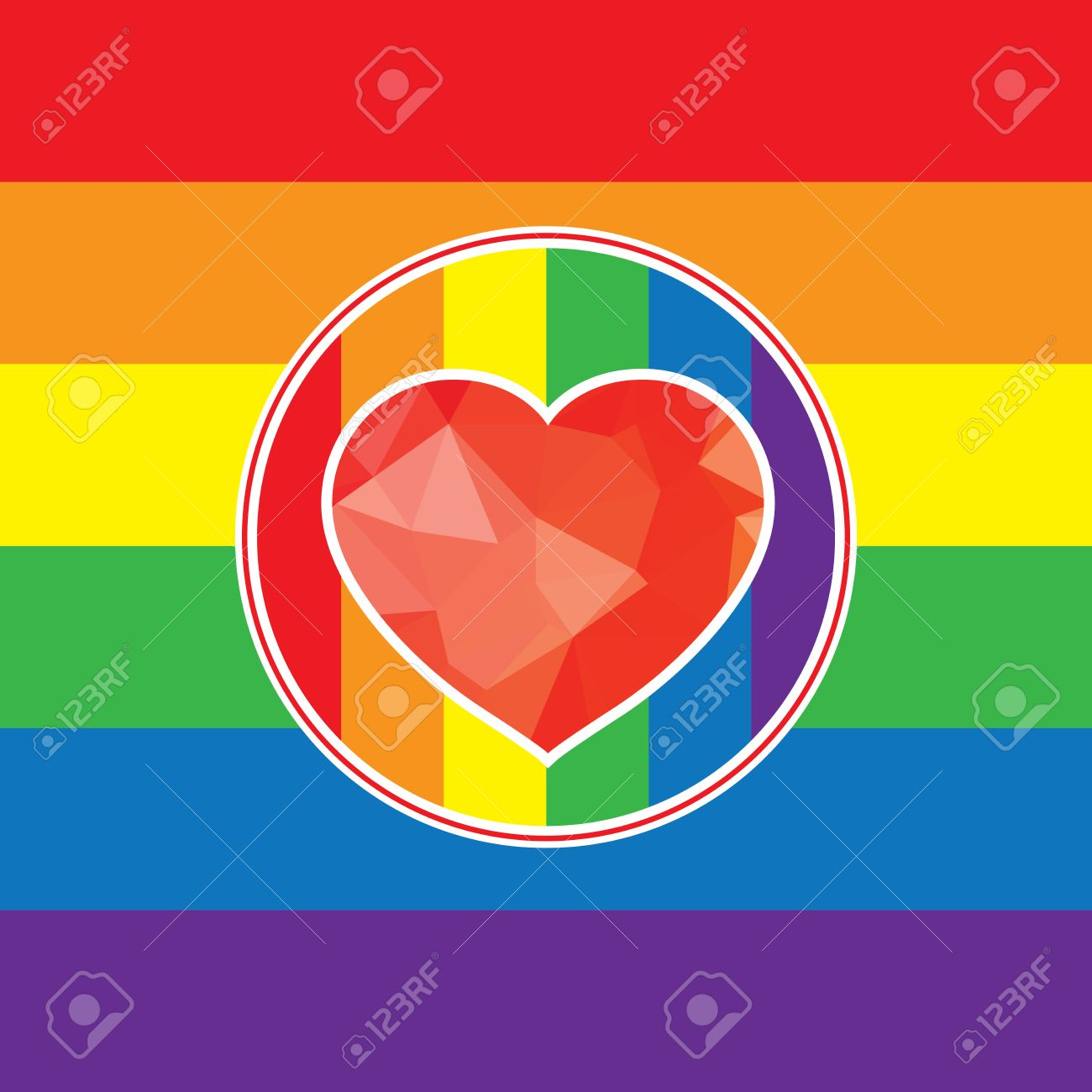 http://previews.123rf.com/images/monarazzii/monarazzii1507/monarazzii150700024/41883871-LGBT-Gay-love-concept-Rainbow-heart-icon-on-rainbow-background--Stock-Vector