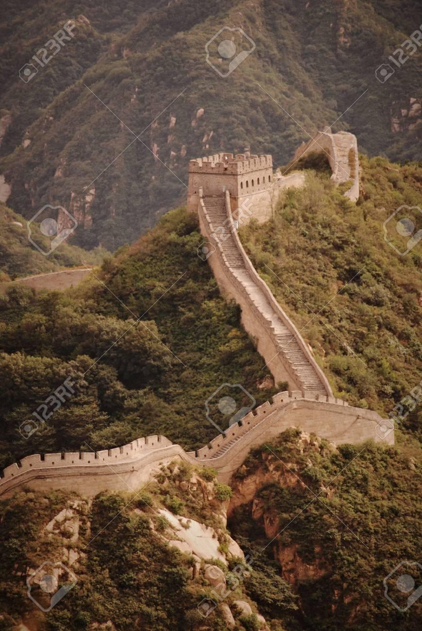 chinese Great Wall Stock Photo - 9379091