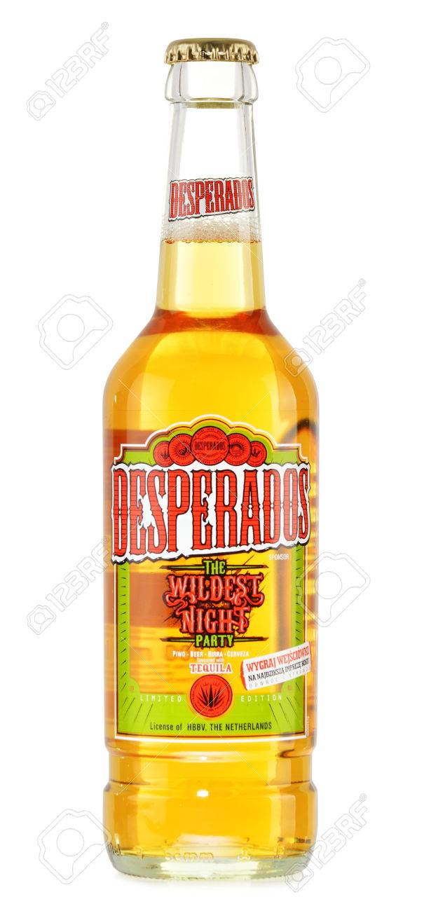Desperados A Pale Lager Flavored With Tequila Is A Popular Beer Stock Photo Picture And Royalty Free Image Image 26217988