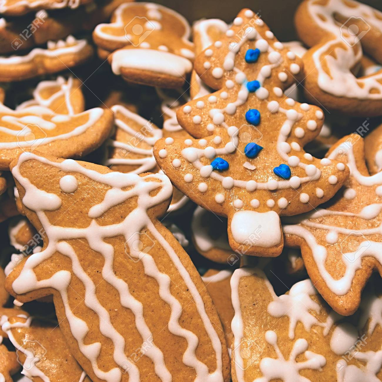 Christmas Sweets.Christmas Sweets Traditional Homemade Handmade Czech Sweets