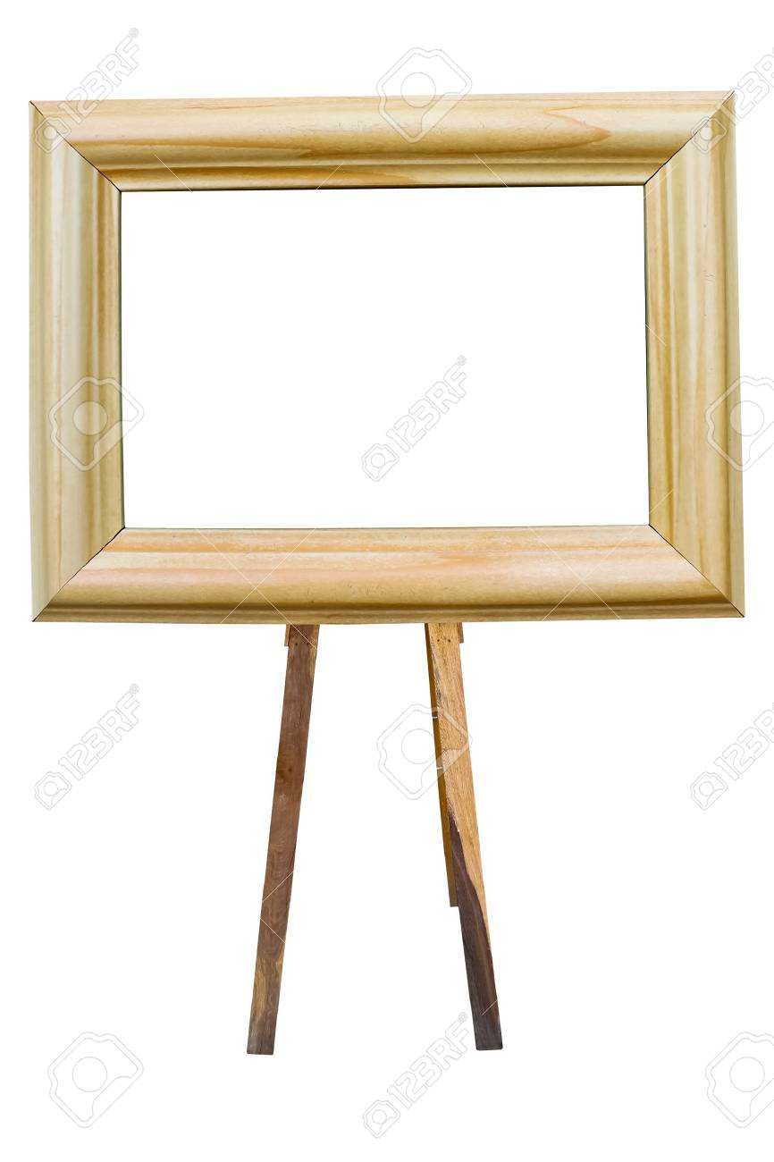 The stand and frame Stock Photo - 9910647