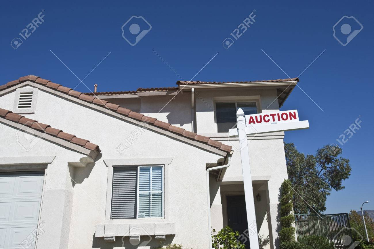 House for sale Stock Photo - 4926074