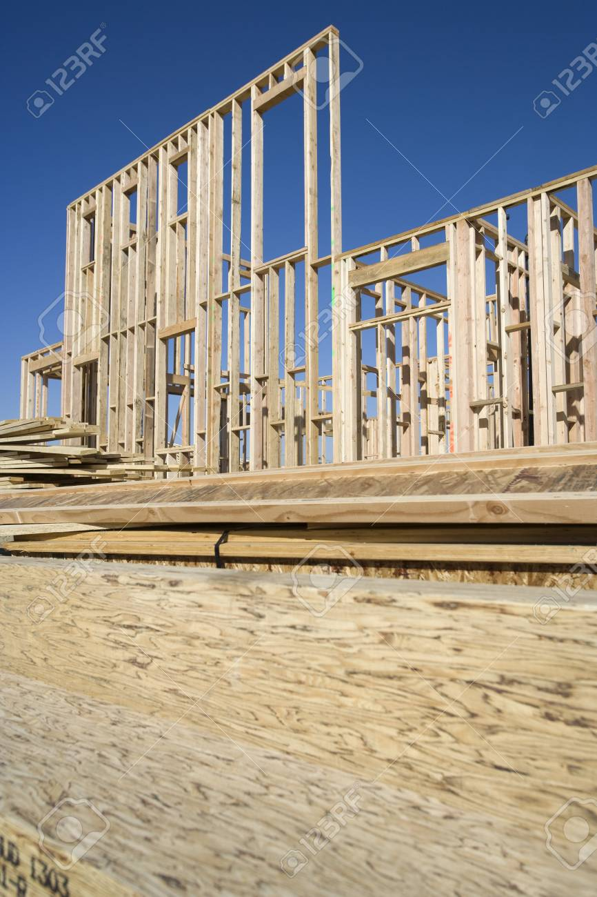 House construction Stock Photo - 5475456