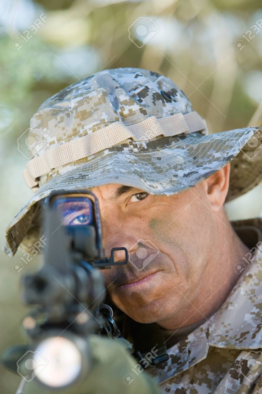 Soldier Stock Photo - 5476424
