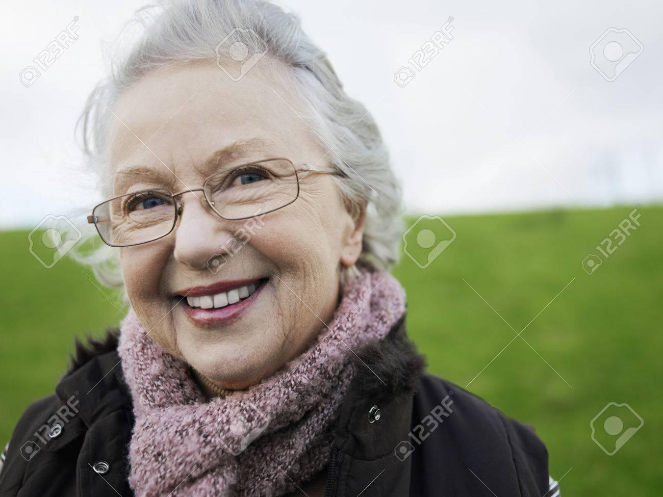 Senior Woman Stock Photo - 5436081