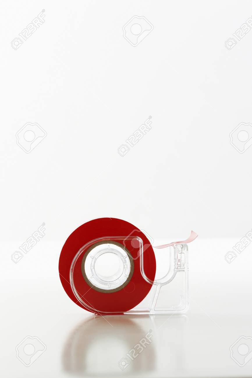 Red Tape Stock Photo - 5487770