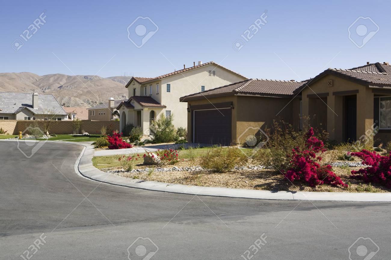 Houses in New Development Stock Photo - 12548459
