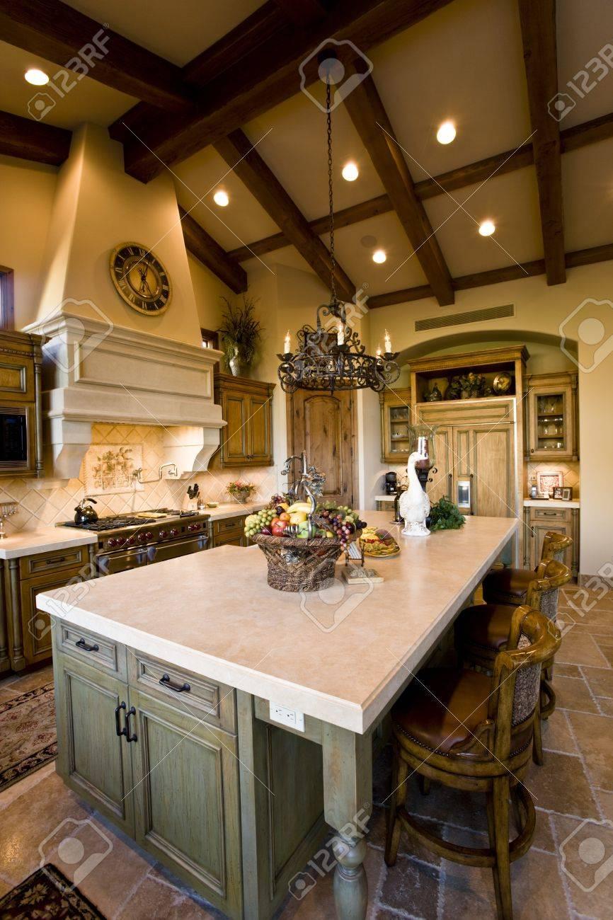 Modern kitchen interior Stock Photo - 20718047