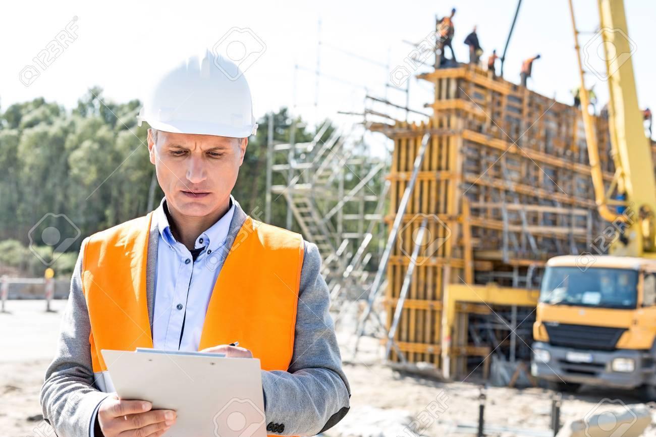 Lujoso Constructor De Reanudar La Construcción Colección - Ejemplo ...