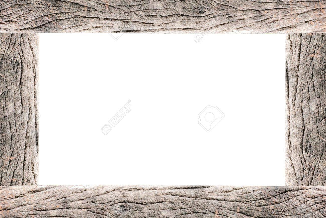 stock photo wooden frame