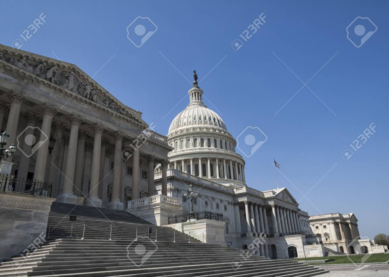 the United States Capitol Building in Washington D.C. - 37925889